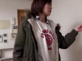 Japanese legal age teenager pounded tick engulfing 10Pounder