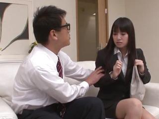 Nude mother i'd like relative to fuck Kotomi Asakura screwed hard with toys