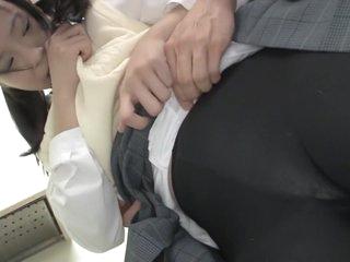 Astounding Japanese woman in Incredible HD, Public JAV scene