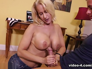 Tabatha Jordan Busts Step Nipper - Over40Handjobs
