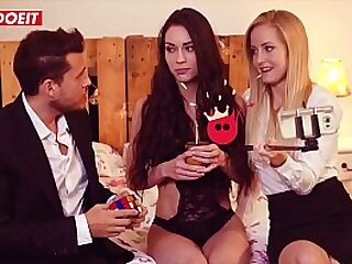 VIP SEX Borders - Russian babe gets fucked unconnected with Puberty
