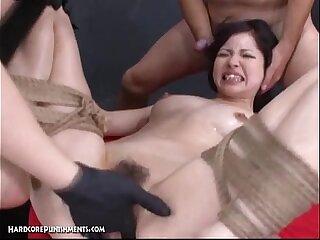 Japanese Bondage Sex - The Enticing of Shiori (Pt 6)
