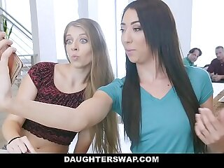 DaughterSwap - Fucking My Cane Friends Daughter For $
