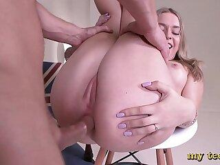 My Teen Ass - Best anal my step sister, Daniela Margot