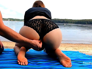 Almost Caught Again on transmitted to Beach... Immoral Luck