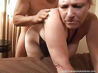 Cheating Redhead MILF Susan Fucked Incorrect With Ribald Hotel Room