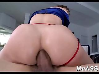 Best anal-copulation scene